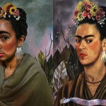 Remake after Frida Kahlo