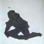 crouching figure