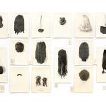 Lorna Simpson, Wigs, 1994, ©Lorna Simpson